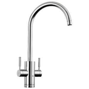 Rangemaster GEO43TRECM Trend 4-In-1 Boiling Water Tap – CHROME