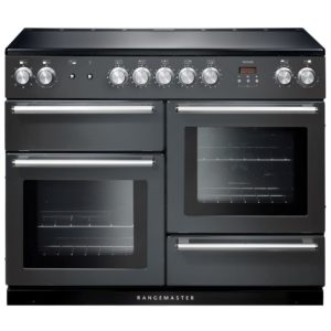 Rangemaster NEX110EISL/C Nexus 110cm Induction Range Cooker 106150 - SLATE