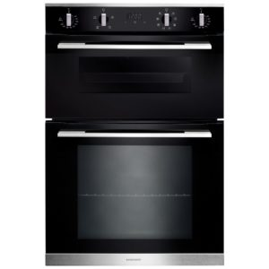 Rangemaster RMB9048BL/SS 11220 Built In Double Oven – STAINLESS STEEL