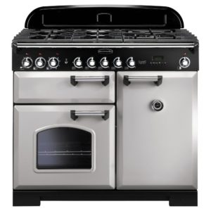 Rangemaster CDL100DFFRP/C Classic Deluxe 100cm Dual Fuel Range Cooker 100630 – ROYAL PEARL