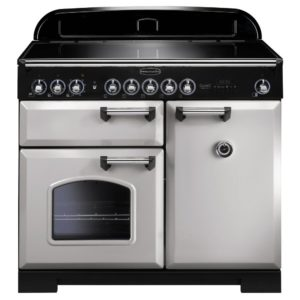 Rangemaster CDL100EIRP/C Classic Deluxe 100cm Induction Range Cooker 100640 – ROYAL PEARL