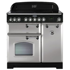 Bertazzoni PRO90-5I-MFE-S-BIT 90cm Professional Induction Range Cooker – WHITE
