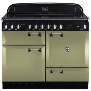 Rangemaster ELAS110ECOG/ Elan 110cm Ceramic Range Cooker 101000 – OLIVE GREEN