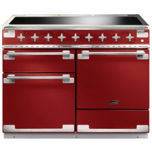 Rangemaster ELS110EIRD Elise 110cm Induction Range Cooker 100380 – RED