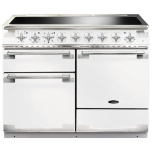 Rangemaster ELS110EIWH Elise 110cm Induction Range Cooker 100370 – WHITE