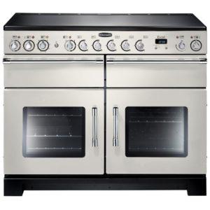 Rangemaster EXL110ECIV/C Excel 110cm Ceramic Range Cooker 81020 – IVORY