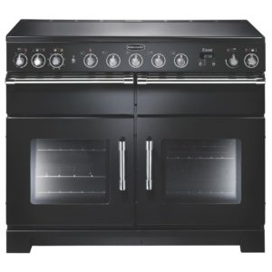 Rangemaster EXL110EIBL/C Excel 110cm Induction Range Cooker 97430 – BLACK