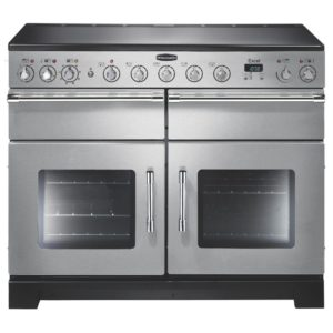 Rangemaster EXL110EISS/C Excel 110cm Induction Range Cooker 97420 - STAINLESS STEEL