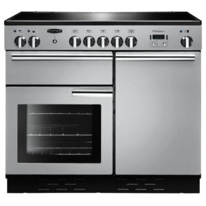 Rangemaster PROP100EISS/C Professional Plus 100cm Induction Range Cooker 96020 - STAINLESS STEEL