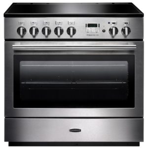 Rangemaster PROP90FXEISS/C Professional Plus 90cm Induction Range Cooker 96300 – STAINLESS STEEL
