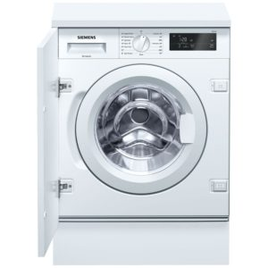 Siemens WI14W300GB 8kg IQ-500 Fully Integrated Washing Machine