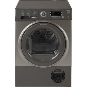 Hotpoint SUTCD97B6GM 9kg Ultima S-Line Condenser Tumble Dryer – GRAPHITE