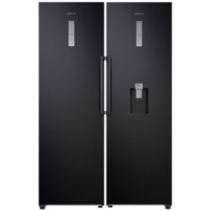 Samsung RR39M7340BC RZ32M7120BC Larder Fridge And Frost Free Freezer Pack – BLACK