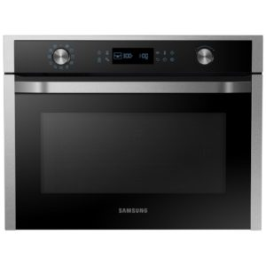 Samsung NQ50J5530BS Built In Chef Collection Combi Microwave For Tall Housing – STAINLESS STEEL