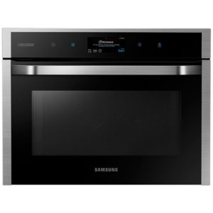 Samsung NQ50J9530BS Built In Chef Collection Combi Microwave For Tall Housing – STAINLESS STEEL