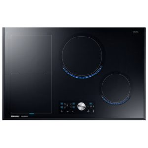 Samsung NZ84J9770EK 80cm NZ9000 Chef Collection Induction Hob with Virtual Flame Technology – BLACK