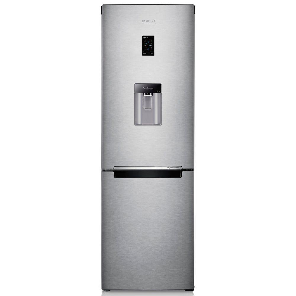 samsung rb31fdrndsa 60cm frost free fridge freezer water. Black Bedroom Furniture Sets. Home Design Ideas