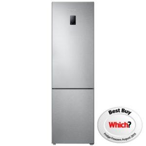 Samsung RB37J5230SA 60cm Frost Free Fridge Freezer - SILVER