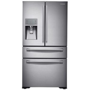 Samsung RF24HSESBSR French Style Fridge Freezer With Ice & Sparkling Water – STAINLESS STEEL