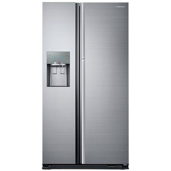 Samsung Rh56j69187f Food Showcase Fridge Freezer With Ice