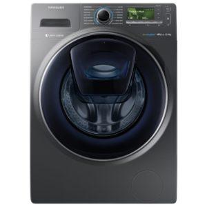 Samsung WW12K8412OX 12kg AddWash Washing Machine 1400rpm - GRAPHITE