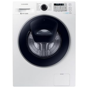 Samsung WW80K5413UW 8kg AddWash Washing Machine 1400rpm - WHITE