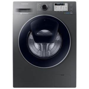 Samsung WW90K5413UX 9kg AddWash Washing Machine 1400rpm - GRAPHITE