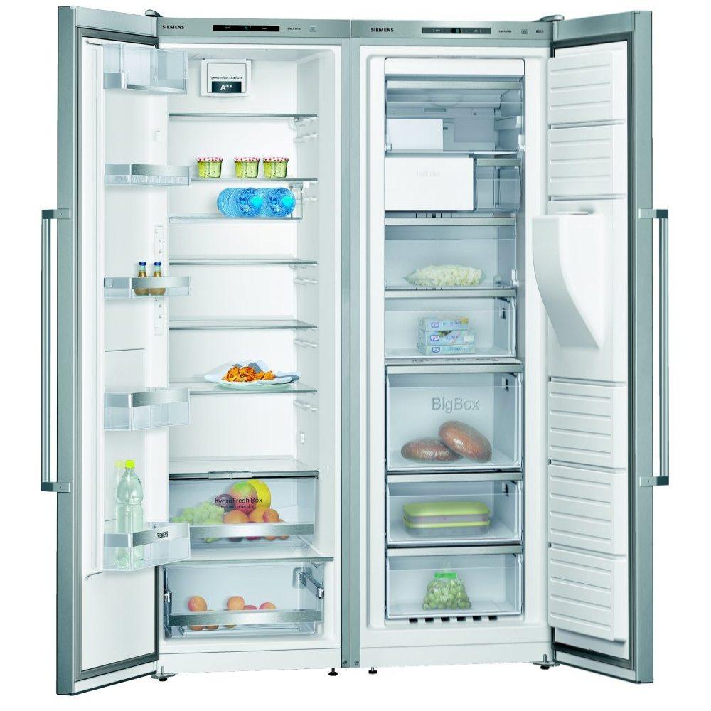 Siemens Ks36wpi30 Gs36dpi20 Side By Side Fridge Freezer With Ice