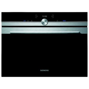 Siemens CF634AGS1B 60cm IQ-700 Built In Microwave For Tall Housing – STAINLESS STEEL