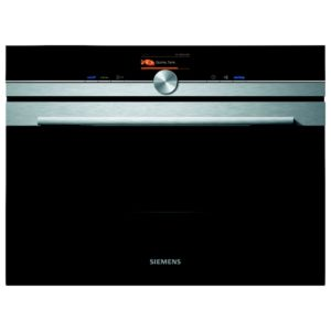 Siemens CM656GBS6B 60cm IQ-700 Combination Microwave For Tall Housing – STAINLESS STEEL
