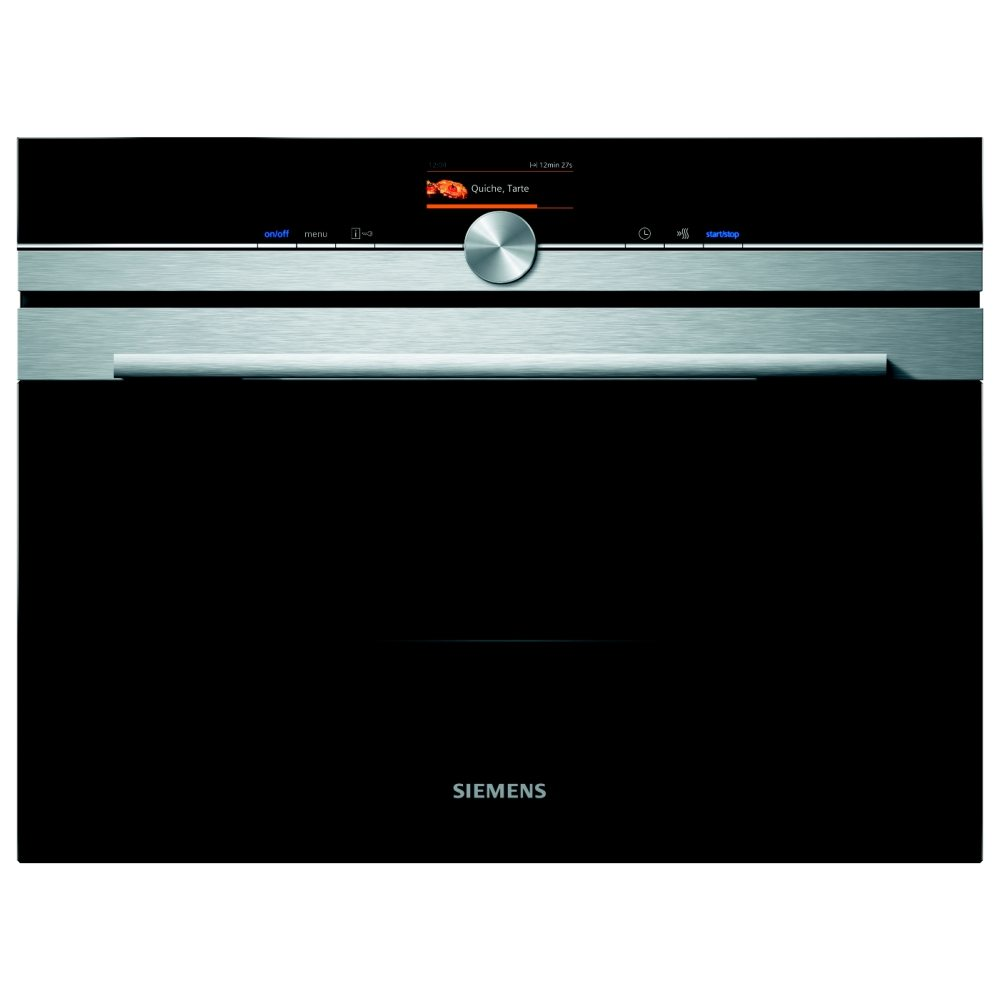 Siemens CM656GBS6B 60cm IQ-700 Combination Microwave For Tall ...