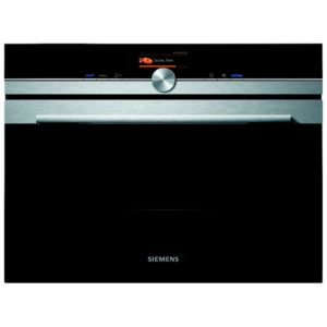 Siemens CM676GBS6B 60cm IQ-700 Pyrolytic Combination Microwave For Tall Housing – STAINLESS STEEL