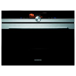 Siemens CM678G4S6B IQ-700 Built In Combination Microwave – STAINLESS STEEL