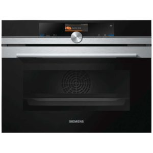 Caple SO209WH Sense Premium Built In Compact Steam Combi Oven – WHITE