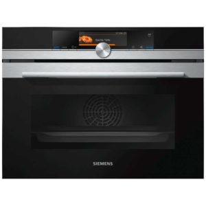 Miele DGC6865OBBL PureLine M-Touch Built In Oven With Steam – BLACK