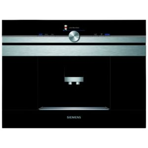 Siemens CT636LES6 IQ-700 Fully Automatic Built In Coffee Machine - STAINLESS STEEL