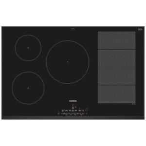 Siemens EX851FVC1E IQ-700 80cm Flex Induction Hob – BLACK