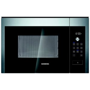 Siemens HF24M564B 60cm IQ500 Built In Microwave For Tall Housing - STAINLESS STEEL