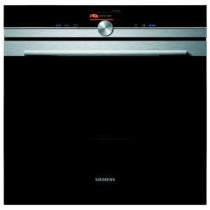 Siemens HM676G0S6B IQ-700 Pyrolytic Multifunction Oven With Microwave - STAINLESS STEEL