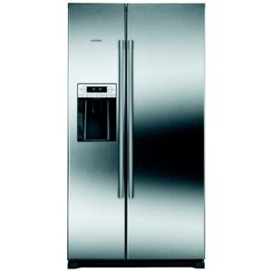 Siemens KA90IVI20G IQ-500 American Fridge Freezer Ice & Water Non plumbed – STAINLESS STEEL