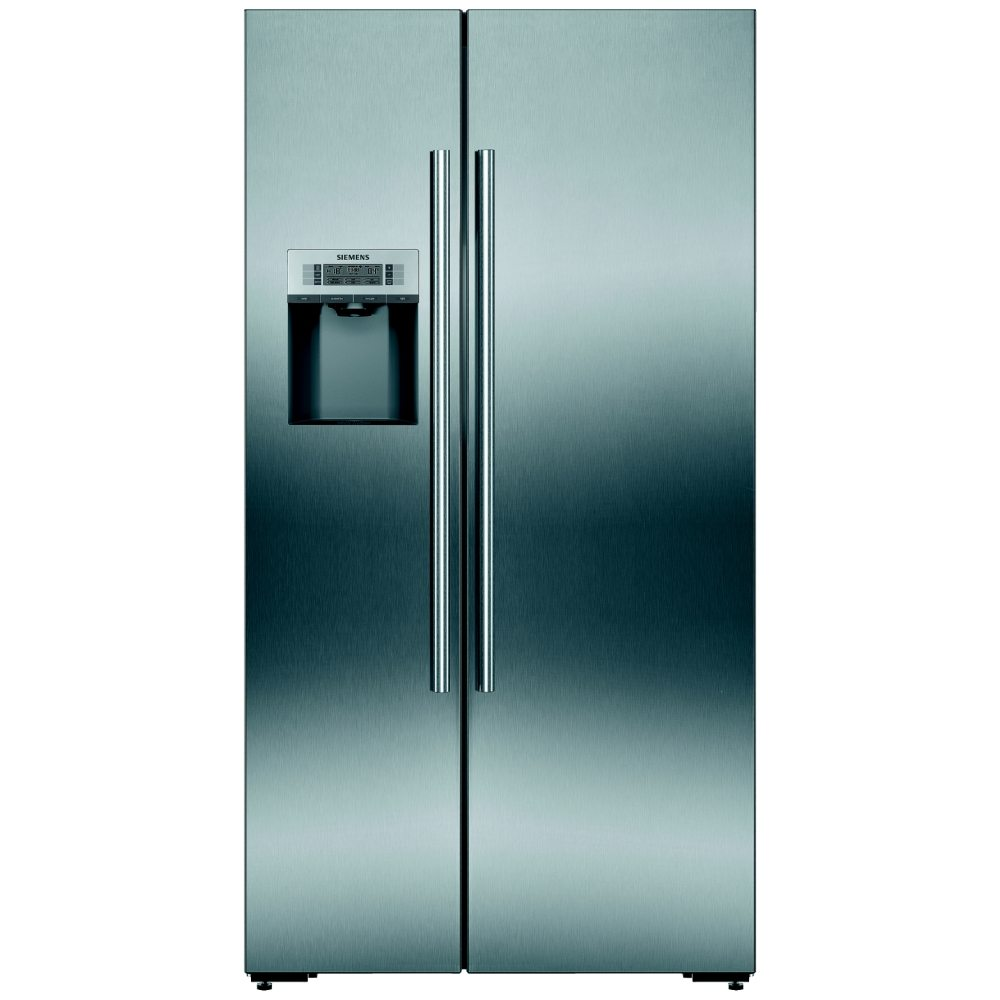 Siemens Ka92dai20g Iq 700 American Style Fridge Freezer With Ice