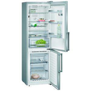Siemens KG36NHI32 IQ-500 60cm Freestanding Frost Free Fridge Freezer – STAINLESS STEEL