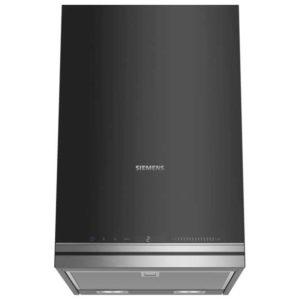 Siemens LC37IVV60B IQ-700 33cm Cube Chimney Hood – BLACK