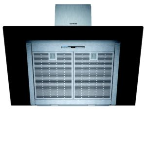 Siemens LC97AFM50B IQ-300 90cm Chimney Hood With Glass Canopy – STAINLESS STEEL