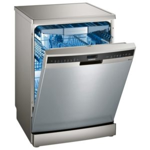 Siemens SN258I06TG IQ-500 60cm Freestanding Dishwasher - STAINLESS STEEL