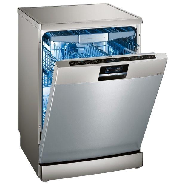 Siemens Sn278i36te Iq 700 60cm Freestanding Dishwasher Stainless