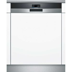 Siemens SN578S36TE IQ-700 60cm Semi Integrated Dishwasher - STAINLESS STEEL