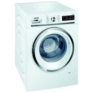 Siemens WM14W590GB 8kg IQ-500 Washing Machine 1400rpm – WHITE