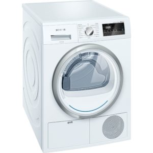 Siemens WT45H200GB 8kg IQ-300 Heat Pump Condenser Dryer - WHITE