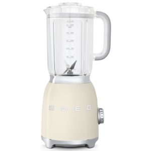 Smeg BLF01CRUK Retro Blender - CREAM